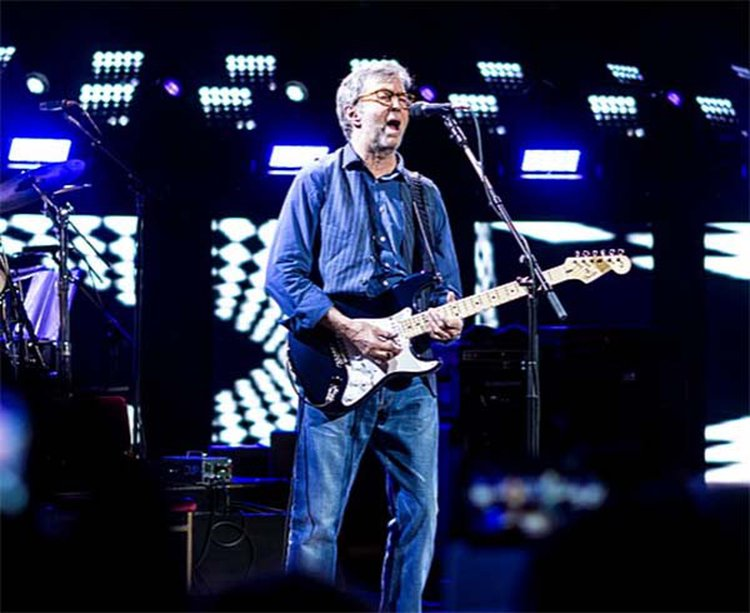 Music Friday: Eric Clapton Sings of Lessons Learned in 'Diamonds Made From Rain'