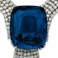 Birthstone Feature: 'Blue Belle of Asia' Crushed the Sapphire World Record in 2014
