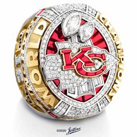 KC Chiefs' Super Bowl Ring Gleams With 255 Diamonds and 36 Rubies